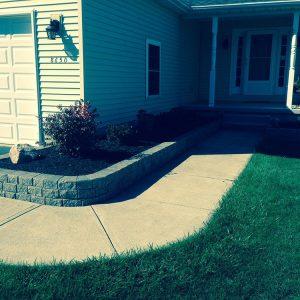 mulch-lawn